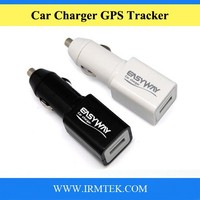 Car Charger GPS Tracker GSM / GPRS Tracker For Car / Child / Elder, Mini GPS Tracker Rastreador S1