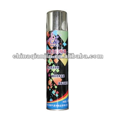 High-class Chrome Effect Spray Paint