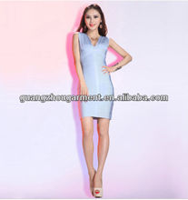 2013 Fashion bandage dress