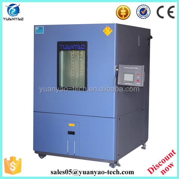 High stability climatic thermal test chamber price