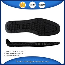 synthetic rubber outsoles for shoes