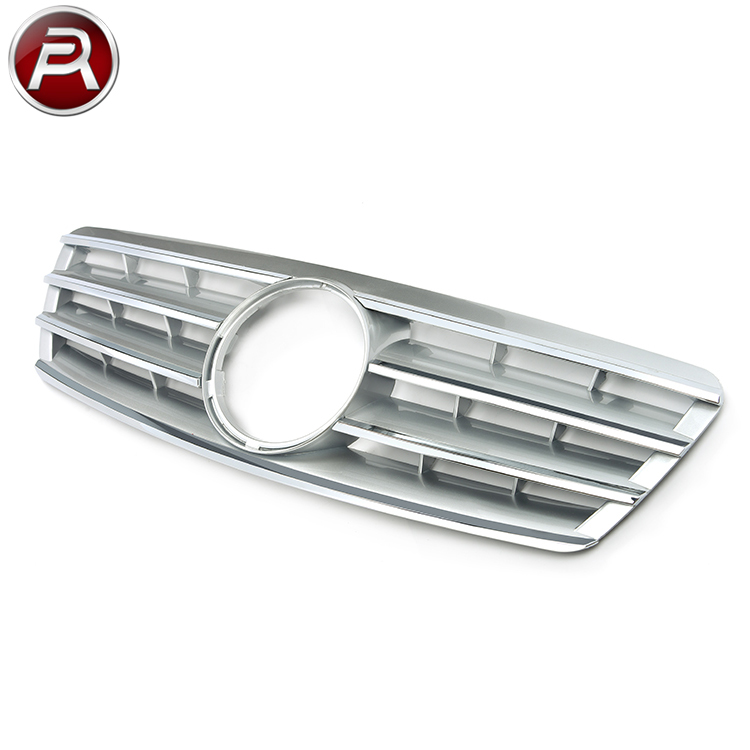 Compatible with Mercedes C class W203 auto parts front grille