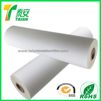 Factory Clear PET Film, BOPP Base Thermal Film Extrusion Membrane