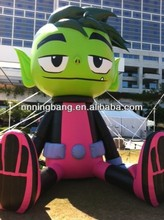 Advertising inflatable kid inflatable cartoon character for sale