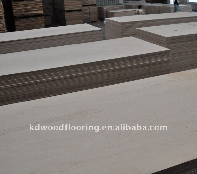 high density beech plywood for furniture and decoration