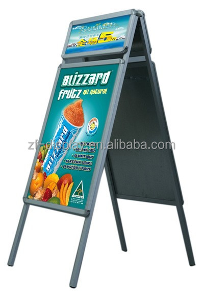 Walk Side Sign A Board,led A frame,advertising board