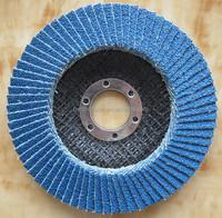 China Manufacture alumina oxide silicon carbide zirconia oxide abrasive Flap Disc