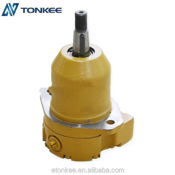 original fan hydraulic oil motor 179-9778 factory genuine fan motor 24417 for excavator E325C