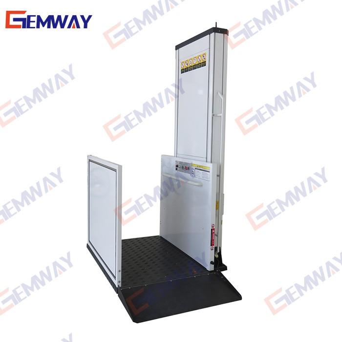 Hydraulic Vertical Lift : M hydraulic vertical handicap lift ramps price buy