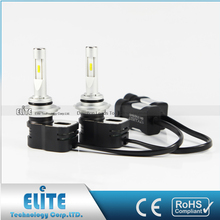 Auto Truck Mini T5 LED Front Lighting 9006W Headlight Conversion Bulbs System Parts