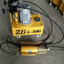 China Manufacturer ZB4-500 Hydraulic pump