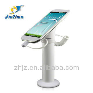 Anti-shoplifting display stand for iphone, alarm system