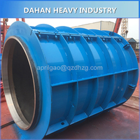 Precast box culvert concrete culvert pipe making mold
