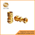 High Quality OEM Brass Stright Pipe Fitting