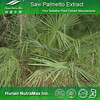 Halal&Kosher Saw Palmetto Extract Fatty Acid 25%, Serenoa repens Extract