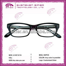 Latest Women Styles Eyeglasses Colorful Optical Frame