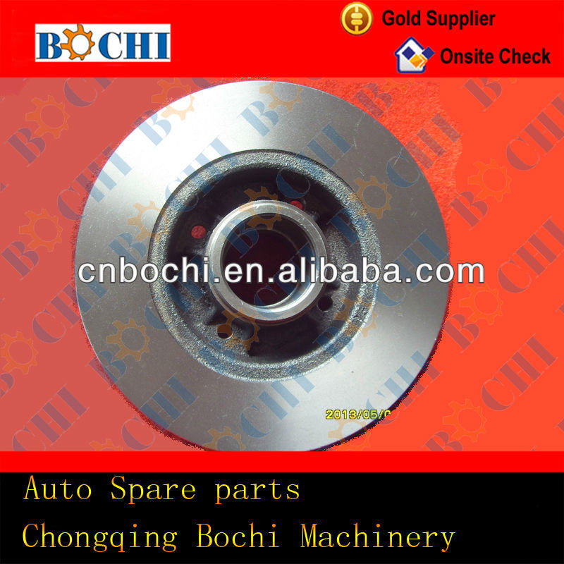 Chinese high performance brake disc for japanese 43206-VC200