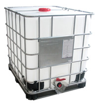 HDPE 1000L IBC tank for Chemical Storage and Transport