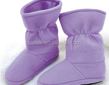 Comfortable Microwave boots Health care heated boots