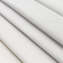 "60"" White Cotton Sheeting Fabric by the Yard - 1 Yard"