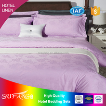 2017 hotel linen/300TC commercial hotel bed linen,5 star luxury hotel linen,bed linen for hotels
