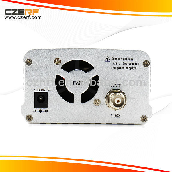 CZE-5C 5W Power Amplifier Broadcast Radio FM Transmitter