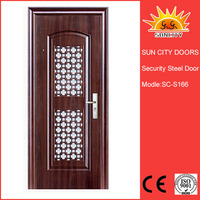 SC-S166 Sun City Customized Security Doors And Windows For Small Doors