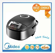 Midea programmable electric pressure cooker and french pressure cooker