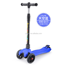 Factory Provide Directly Max Loading 60kgs kids Small Scooter For Sale