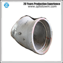 ISO2531 Ductile Iron Socket Spigot Bend 11.25 Degree Factory Price