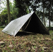 Disposable Camping Tents Emergency Shelter from Factory