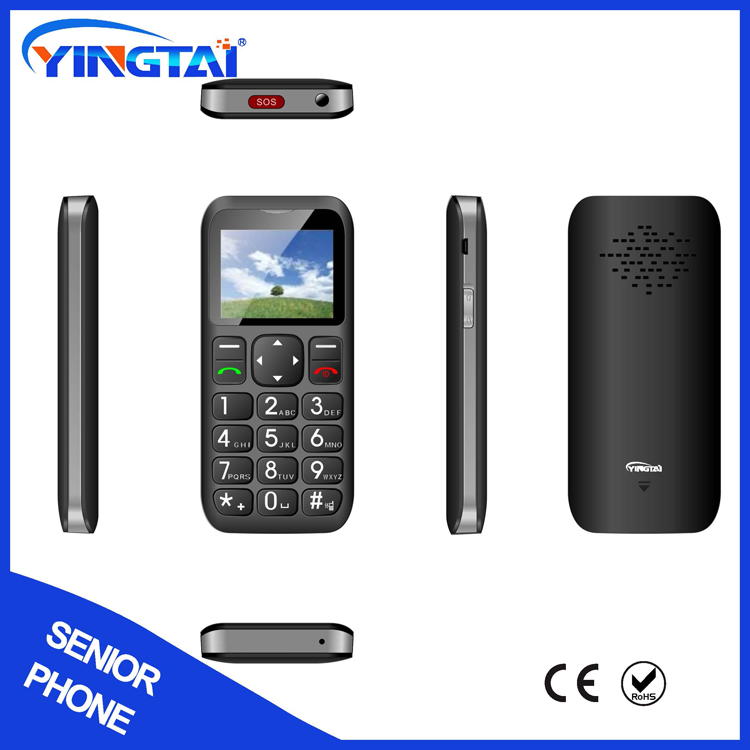 T06 GSM quad band mobile phone 850/900/1800/1900mhz