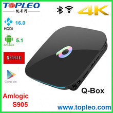 Android TV BOX G-box Q