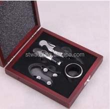 New products, Manufacturer factory,OEM,high quality,four pieces of wine accessory