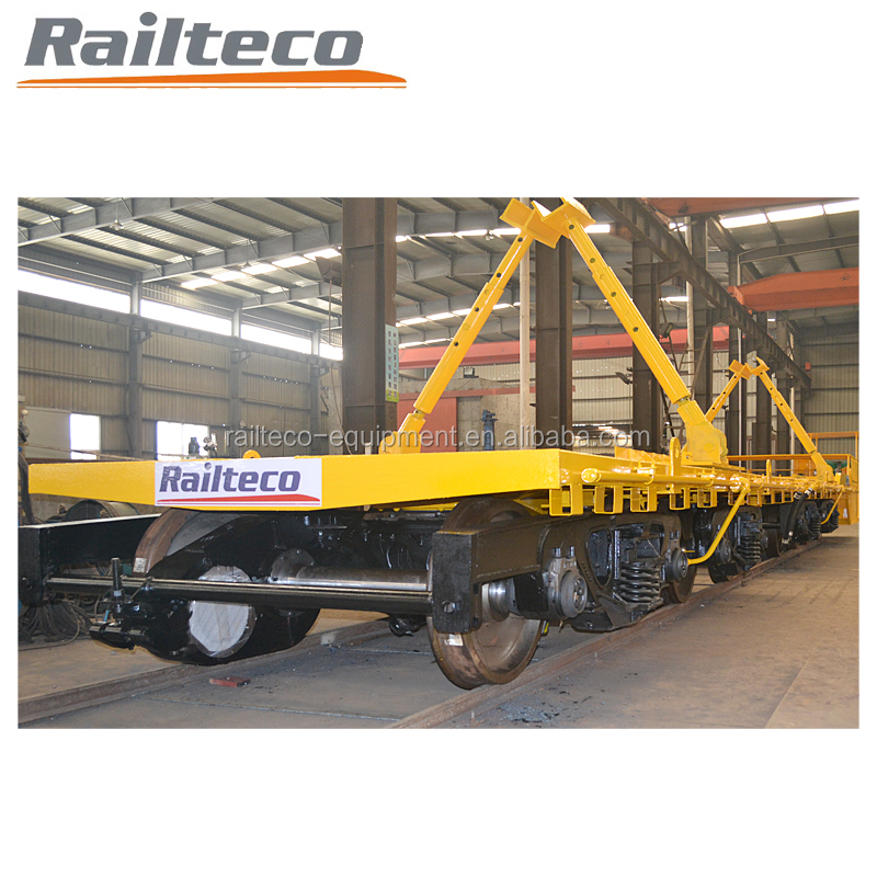 Railway 180T Girder Transport Vechile