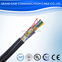 underground jelly filled 5 pair telephone cable cat3 telephone cable types