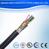 underground jelly filled 6 10 12 pair HYAT telephone cable