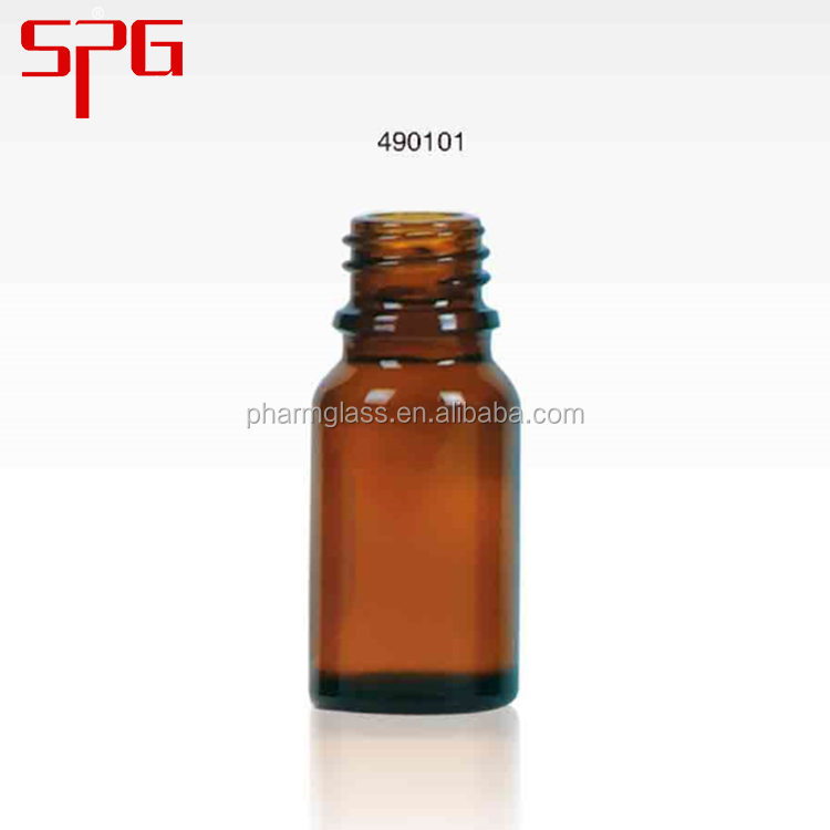 New design fashion low price 10ml amber bottles dropper e-juice