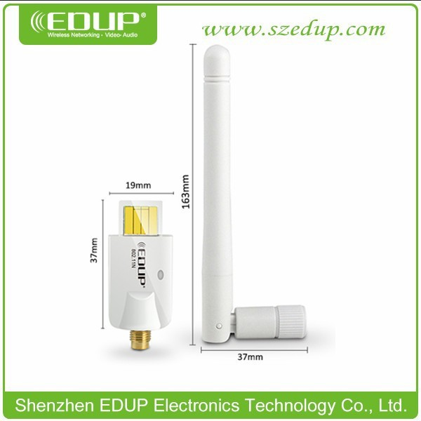 EDUP 150Mbps 802,11n Wifi USB Adapter IEEE802.11n With External Antenna