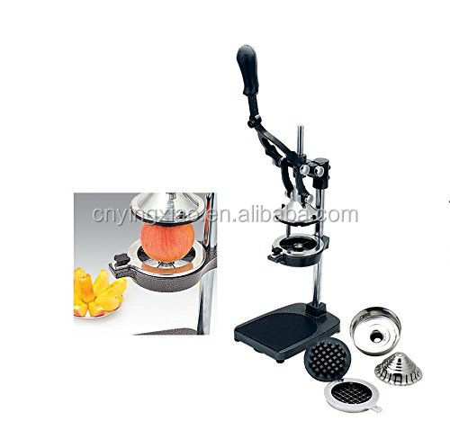 3-IN-1 Multifuction Fruit Juice Press, Apple Cutter and Potato Chipper