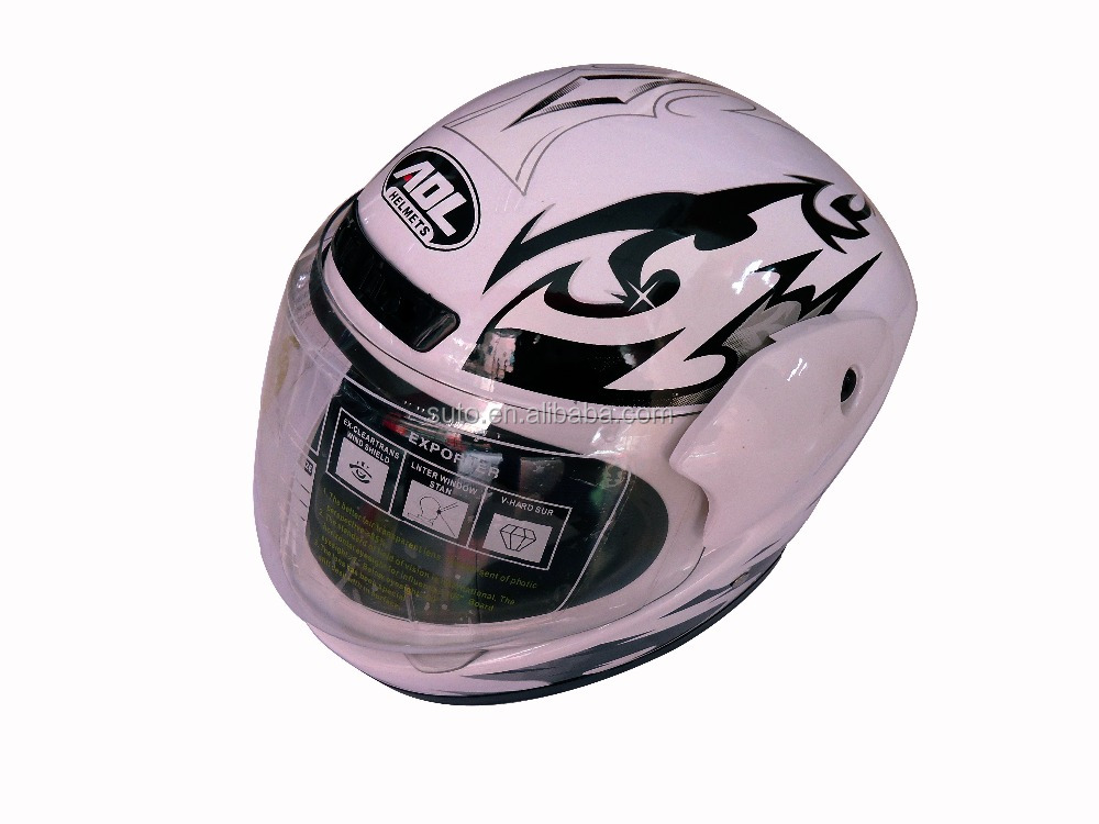 2016 New Designs popular sales snell open face helmet