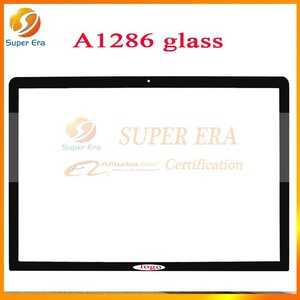 "New LCD Screen Glass Lens Cover For MacBook Pro Unibody A1286 15'' 15.4"" (SUPER ERA)"