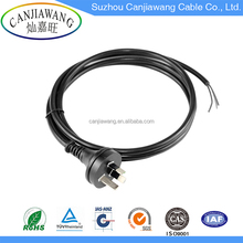 Hot Sale 1.6M Australia SAA Approved 3 Pin Plug 1.83M with Extension Cord