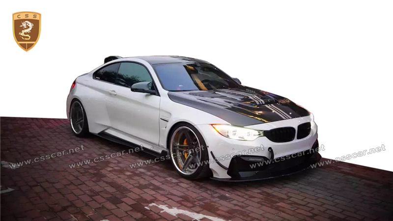 vorstein style portion CF wide body kit fit for bnw M4 model aftermarket car bodykits