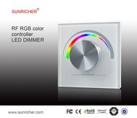 RF RGB color controller remote control led driver