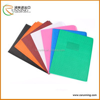 waterproof self adhesive transparent book cover, plastic pvc book cover roll for children books