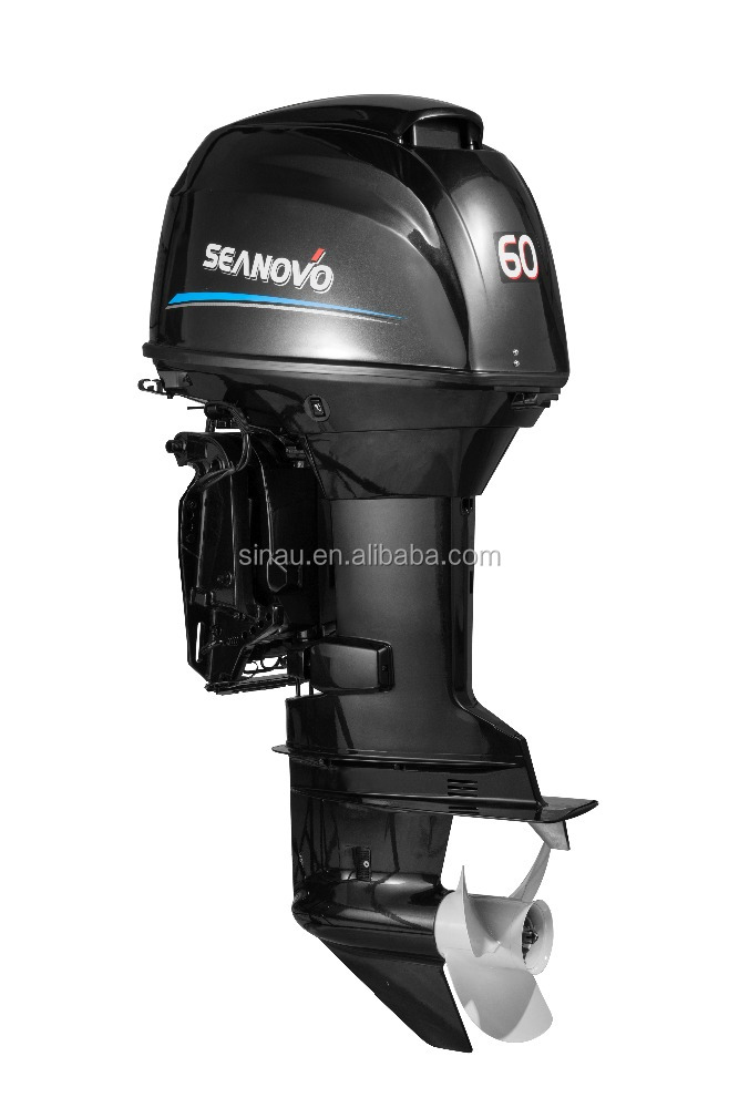 Chinese Outboard Motors : Hp outboard engine new condition chinese