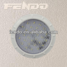 LED RV Interior Courtesy Round Dome Lights Bus Ceiling Lighting