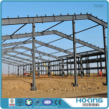 China Supplier Steel Structure Prefabricated Buildings Used as Warehouse/Workshop