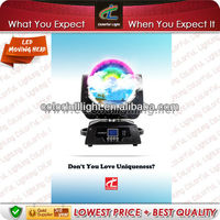 Manufacturer directly supply! Colorful Light CL-920B ZOOM 4IN1 36pcs*10W LCD display mute work LED moving head led
